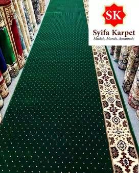 Best Produk karpet masjid import turky grade A bayar di tempat