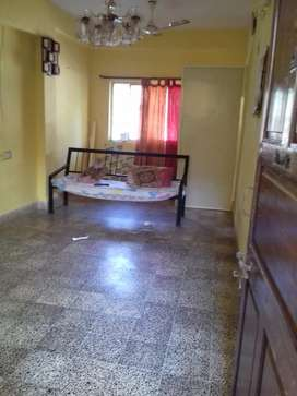 Available 2bhk unfurnished flat for sale in porvorim.