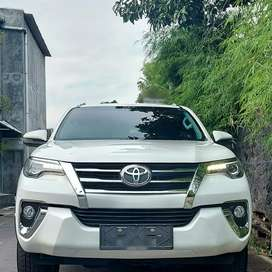 ALL NEW  FORTUNER VRZ automatic, Tahun : 2017, KM 20 ribuan