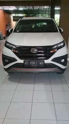 Toyota Rush TRD manual 2019 KM 20rb