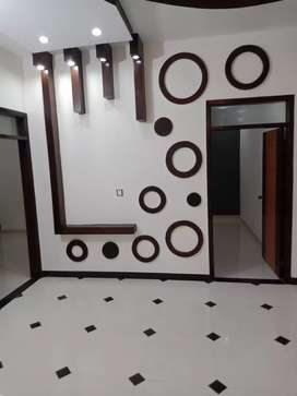 Brand New portion ground floor block j North nazimabad