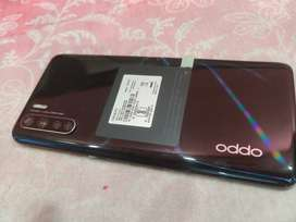 Oppo F 15 3mnth new mobile