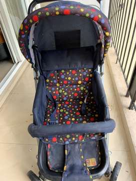 Mee mee baby pram for sale - price negotiable