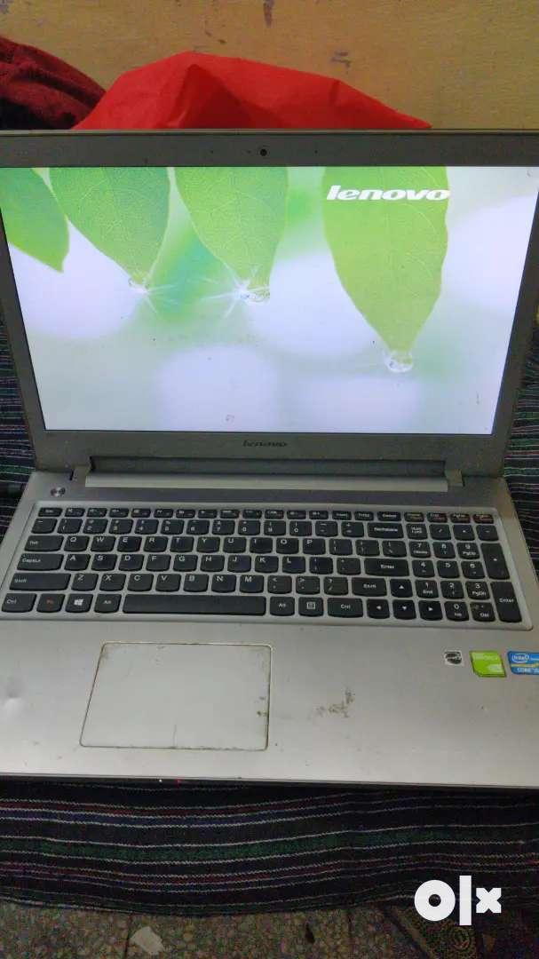 Lenovo Z500 4gb ram 4th gen i-5 processor 0