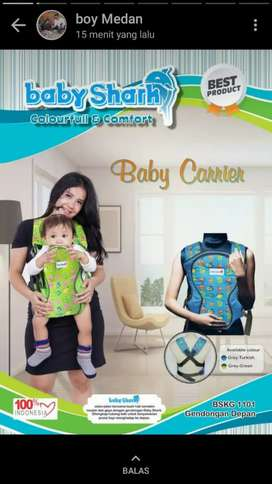 Baby carrier baby shark