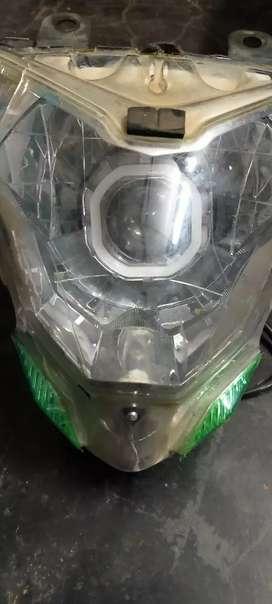 Ns 200 modification appliances