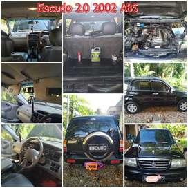 Escudo 2.0 2002 ABS