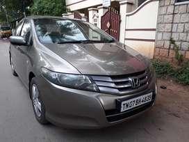 Honda City 1.5 E MT, 2010, Petrol