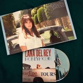Limited Collection CD Album Boxset Lana Del Rey - Honeymoon