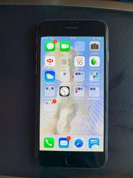 Iphone 6 64gb silver immaculate condition