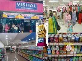 Vishal job data entry office wear