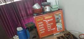Fast food shop Total Smaan 20 Days old only urgently sale