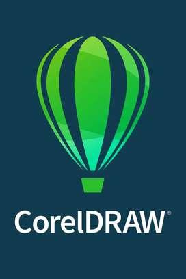 DTP OPERATOR (COREL DRAW)
