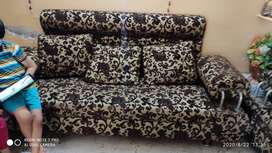 7 seater sofa...with centre table...