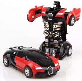 Mobil Transformers cocok buat hadiah kado anak.