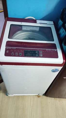 Fully automatic washing machine. 6.5 kg
