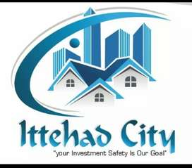 Ittehad City, Project of Ittehad Group- Booking is Open