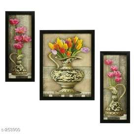 Hall/bedroom decorative frames