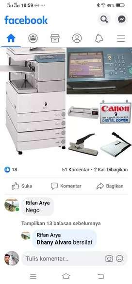 Mesin fotocopy Hemat