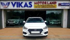 Hyundai Verna 2016-2017 1.6 VTVT SX Option, 2017, Petrol