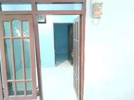 Rumah di kontrakan magersari tengah kota aman bebas banjir