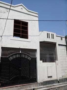100 Sq yards house in Vinay Nagar, Ramghat Road.