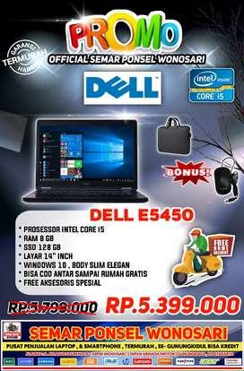 Dell 5450 Ram 8 GB Prosesor Intel core i5 Ngebut