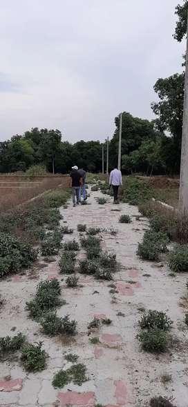 Dakhil kharij property in hardoi road durga ganj booking start