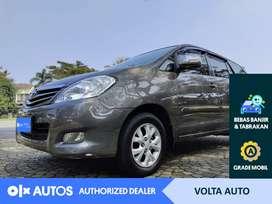[OLX Autos] Toyota Kijang Innova 2.5 G 2010 Diesel A/T #Volta Auto