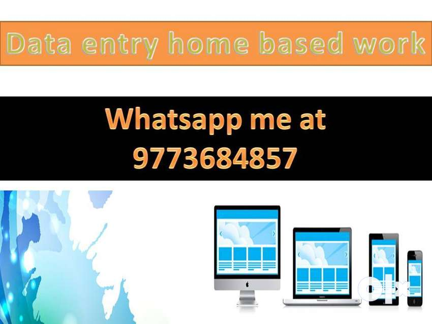 Earn weekly 4k to 8k  in data entry home based work. 0