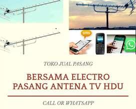 Tukang pasang sinyal antena tv murah