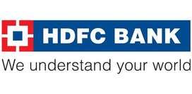 HDFC Bank LTD. Vacancy all India.,