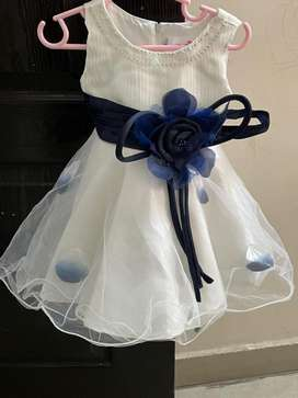 Party wear for 10 - 12 months old girl