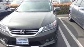 Company Owned Honda Accord