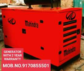 GENERATOR WITH 5 YEARS WARRANTY N FREE DELIVERY N SERVICE