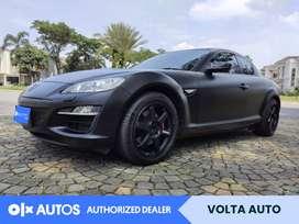 [OLXAutos] Mazda RX8 2011 Bensin Sport 1.3 A/T Hitam #Volta Auto