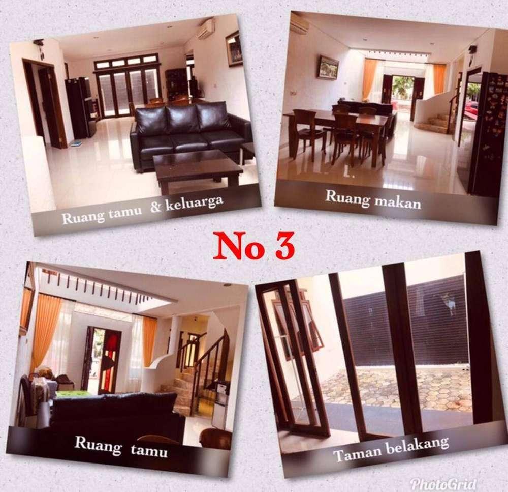 rumah 3 kamar tidur lokasi strategis di maleo sektor 9 4.5 m nego