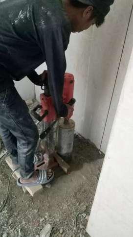 Plumbing dan Coring beton