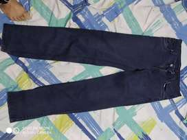 """Jean's for man blue """"30"""""""