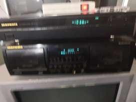 Marrantz cassette PLAYER vintage