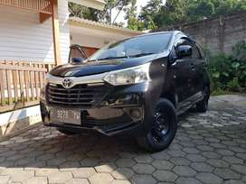 Toyota Avanza E MT ABS 2016 KM 63rb