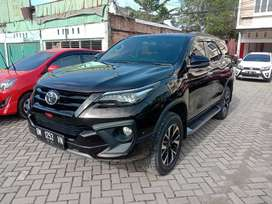 Toyota Fortuner VRZ TRD AT 2018
