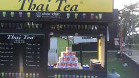 Dibutuhkan sales counter minuman thai tea