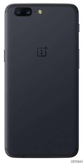 Oneplus 5 mobile phone with warranty