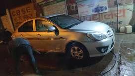 Hyundai Verna 2010 Haryana Gurgaon registered