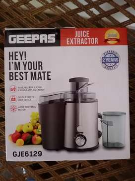 Geepas Juice Extractor