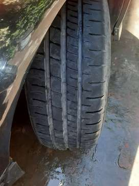 Rim with tyre for sale