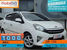 AGYA 1.0 G A/T th.2014 #Mobil88 (ASTRA Group)
