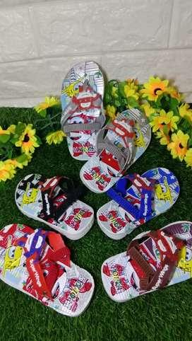 Sandal dan sepatu anak
