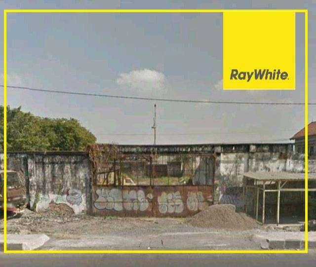 Tanah Nol Jalan Raya Mastrip Ex Pabrik Beras Surabaya